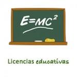 Licencias Educación
