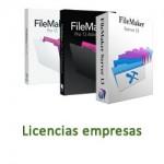 Licencias Empresas y Particulares