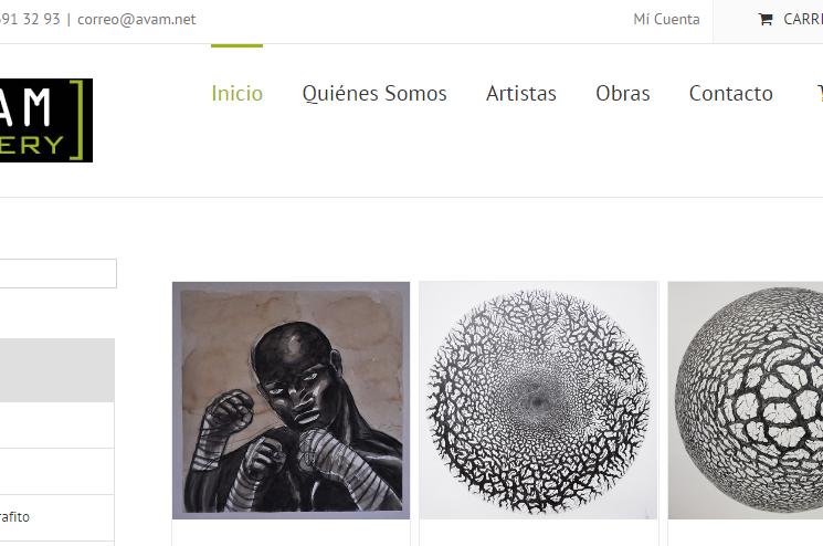Avam Galleria de los artistas